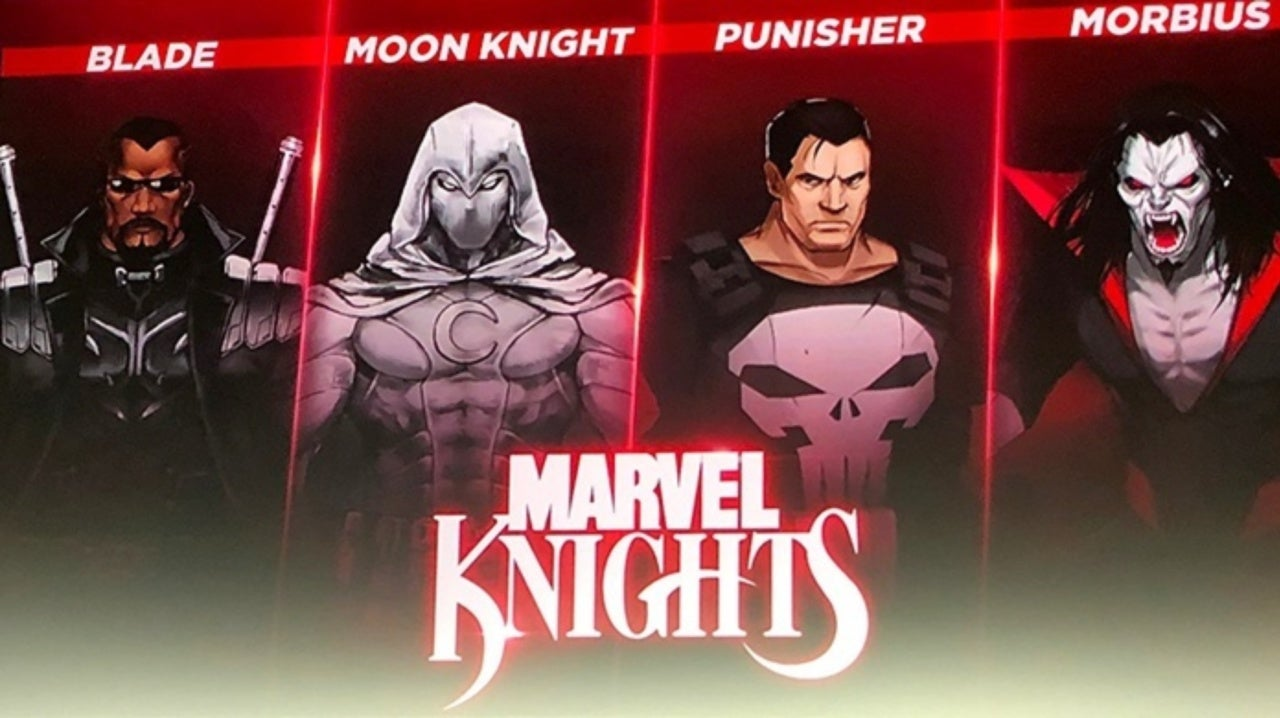 Marvel Ultimate Alliance 3's Marvel Knights DLC Releases in