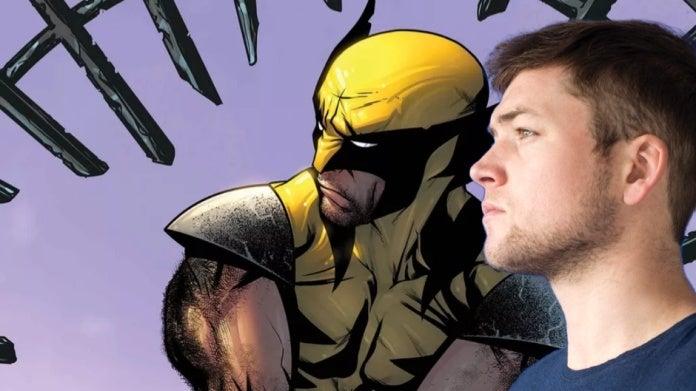 Marvel Wolverine Taron Egerton