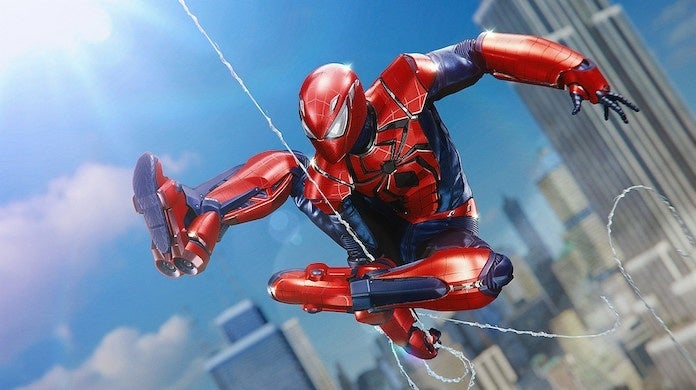 marvels spider-man suit