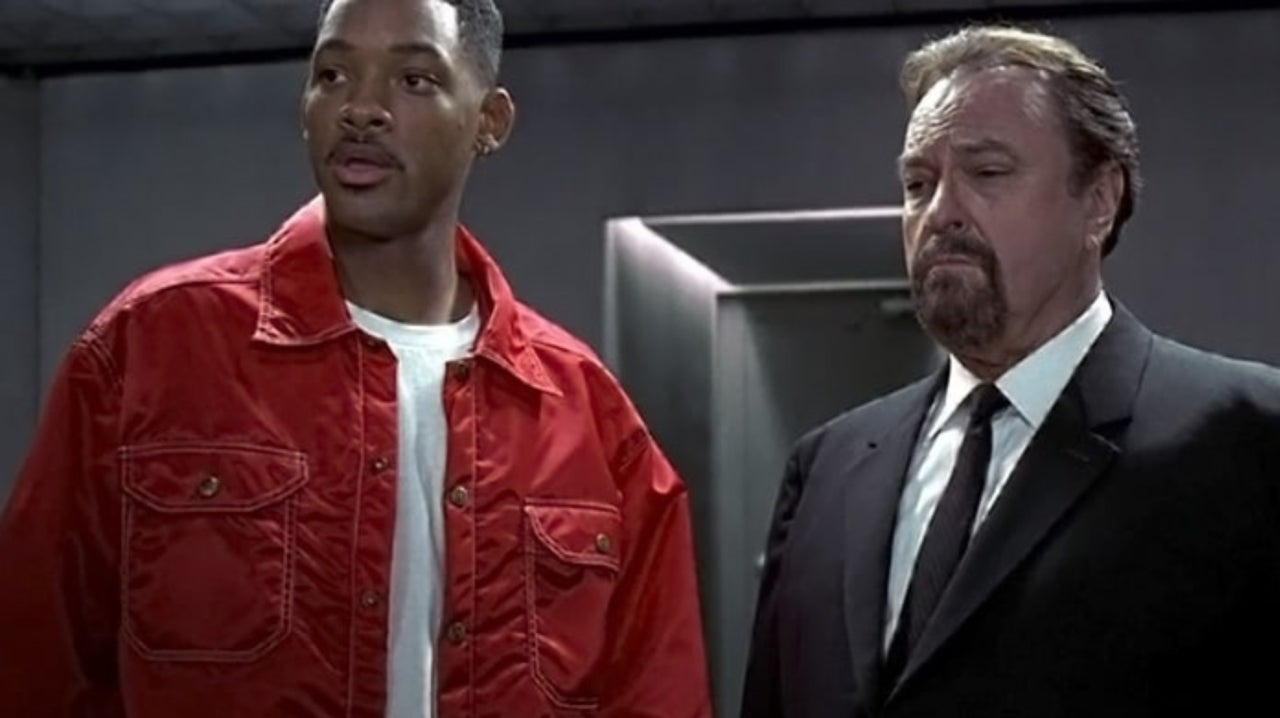 Will Smith Honors the Passing of Men in Black Co-Star Rip Torn