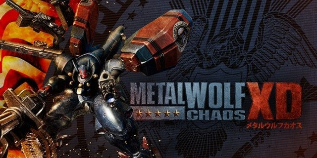 Metal Wolf Chaos XD Release Date Revealed With New Trailer