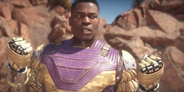 "Mortal Kombat's Mehcad Brooks Teases His Take on Jax: ""Y'all Ain't Ready"""