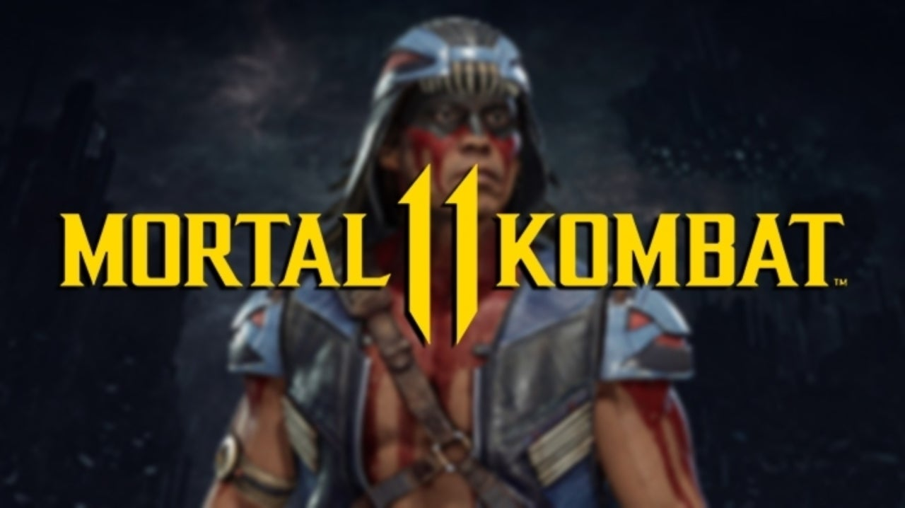 Mortal Kombat 11 Nightwolf Release Date Leaked