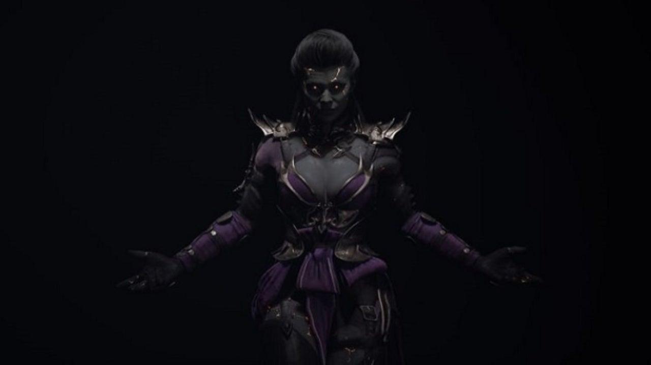 Mortal Kombat 11 Reveals First Look at Sindel