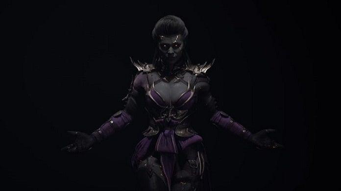 Mortal Kombat 11 Sindel