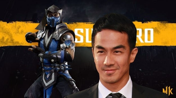 Mortal Kombat Movie Sub-Zero