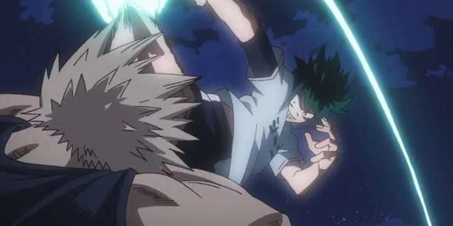 My Hero Academia Heroes Rising Will Connect To Series