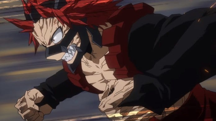 My Hero Academia Anime Season 4 Kirishima