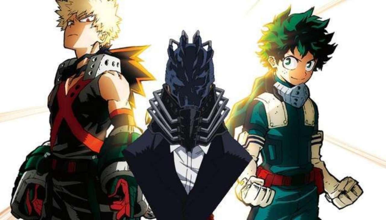 My Hero Academia: Heroes Rising Teases Mysterious Villain