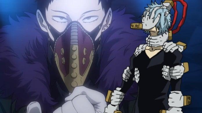 My Hero Academia Overhaul Shigaraki