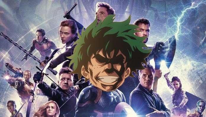 My Hero Avengers
