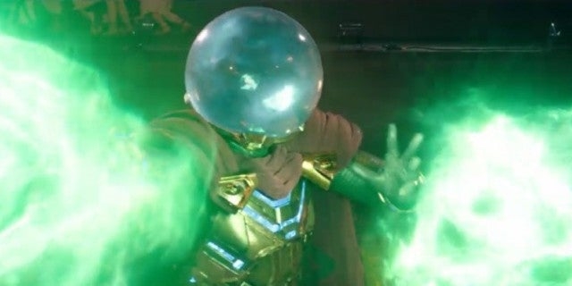 Mysterio Hero Far From Home - Cover
