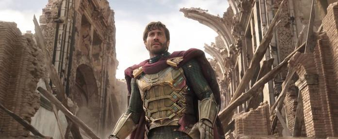 Mysterio Hero Far From Home - Solution