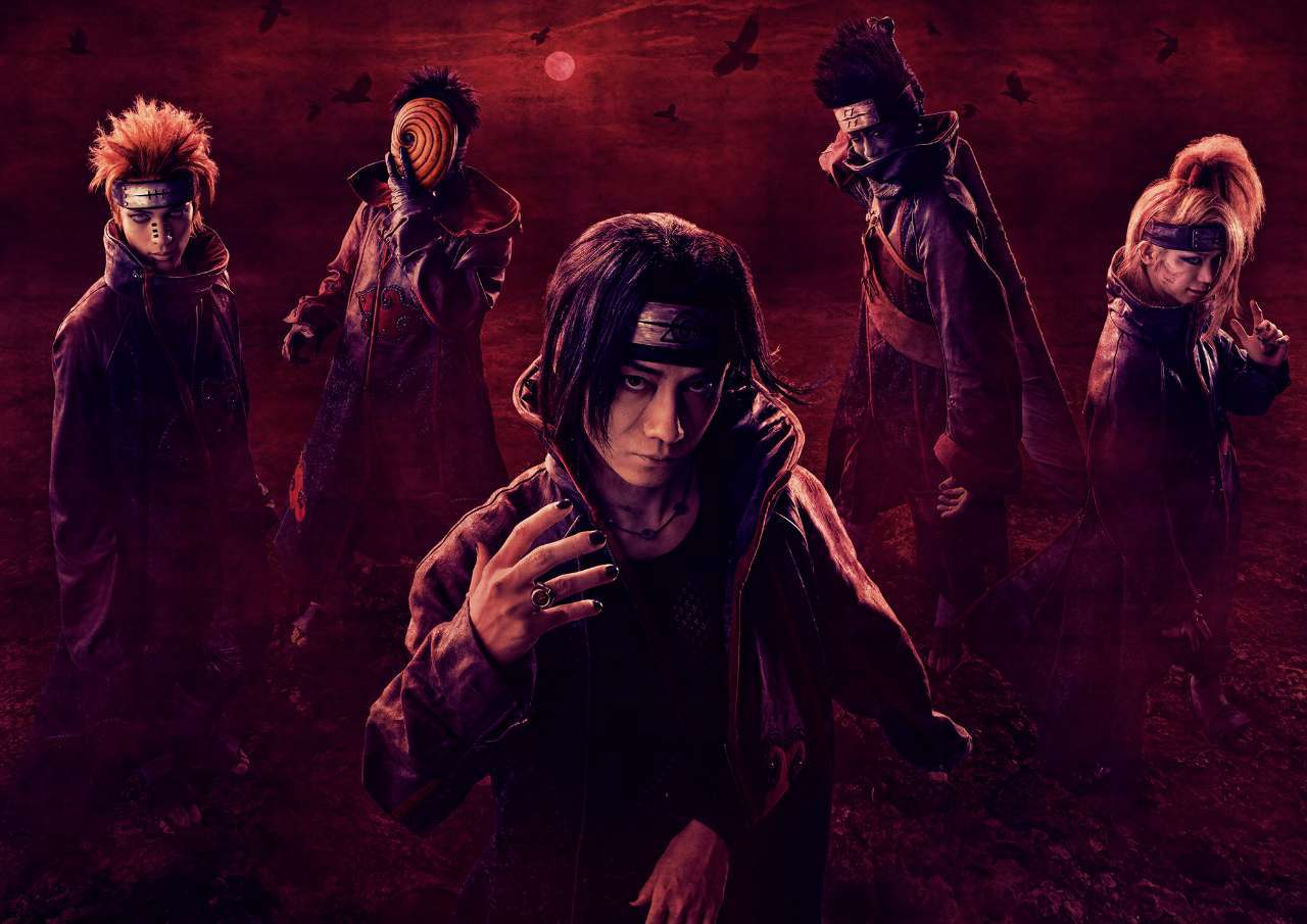 Naruto-Live-Action-Stage-Play-Song-of-the-Akatsuki