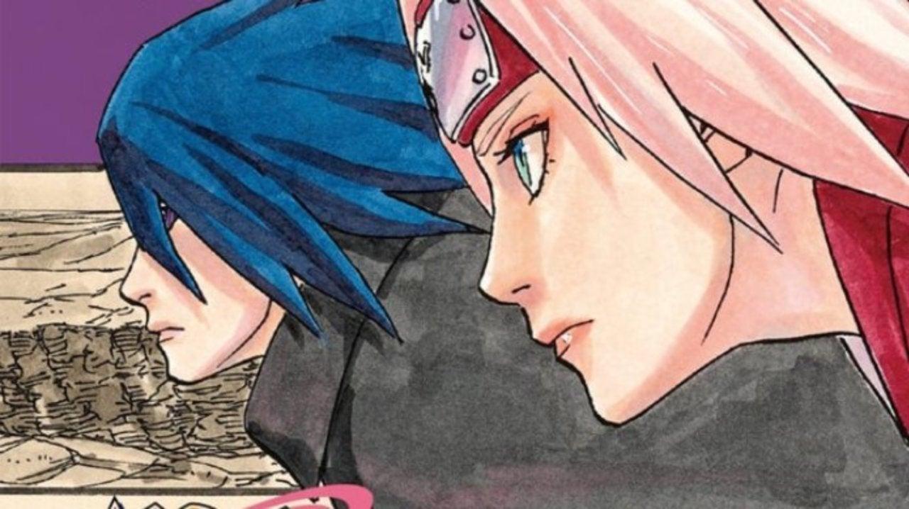 Naruto Creator Shares New Novel's Stunning Sakura, Sasuke