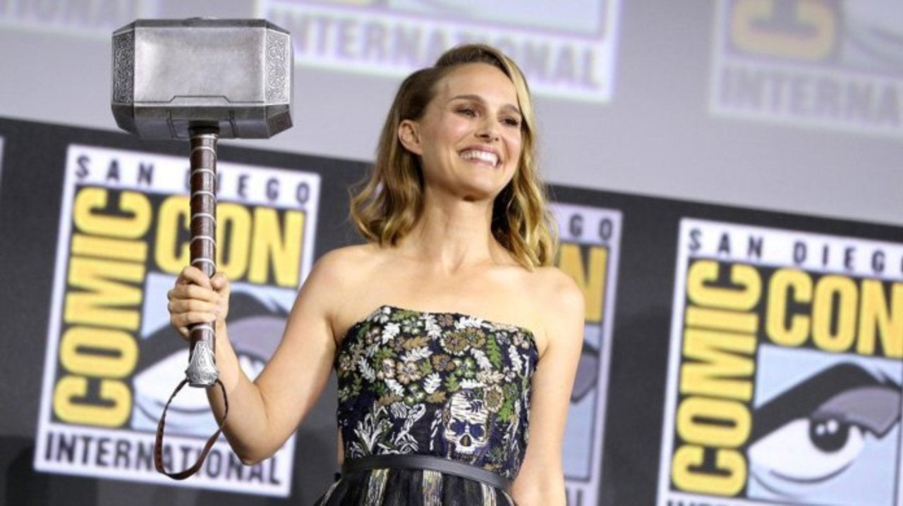 Natalie Portman Breaks Silence on Marvel Return for Thor: Love and Thunder