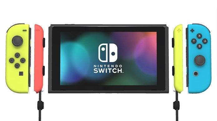 Nintendo Switch Joy-Con Drift Free Repair