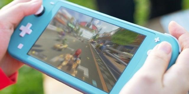 Nintendo Announces Nintendo Switch Lite