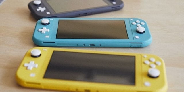 The Nintendo Switch Lite's D-Pad Might Be Its Best Part