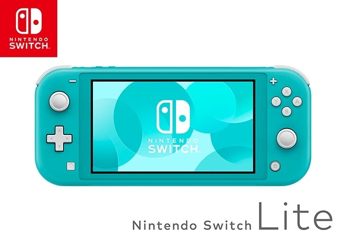Nintendo Switch Lite Turqouise