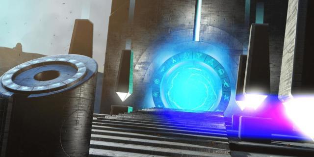 Game Designer Recreates Swanky Taco Bell in No Man's Sky