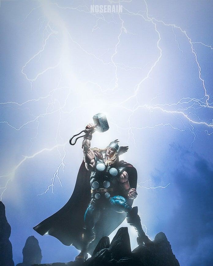 Noserain-Thor