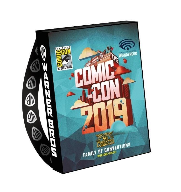 Official SDCC 2019 Bag Logo