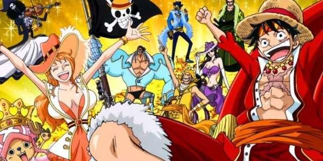 Shonen Jump Editor Teases One Piece's Next Anniversaries