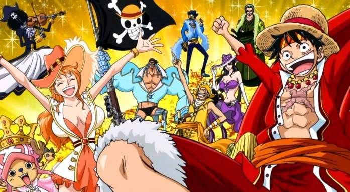 One Piece Anniversary