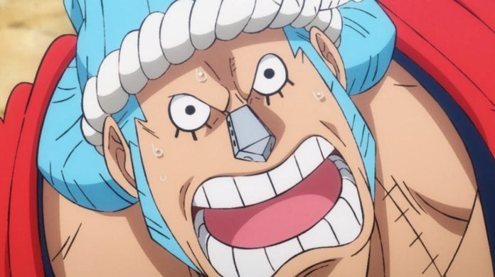 One-Piece-Franky-Wano