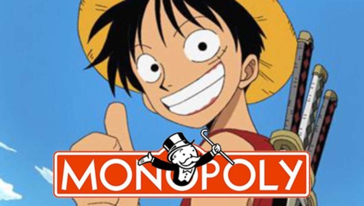 One Piece Releasing Official Monopoly Game