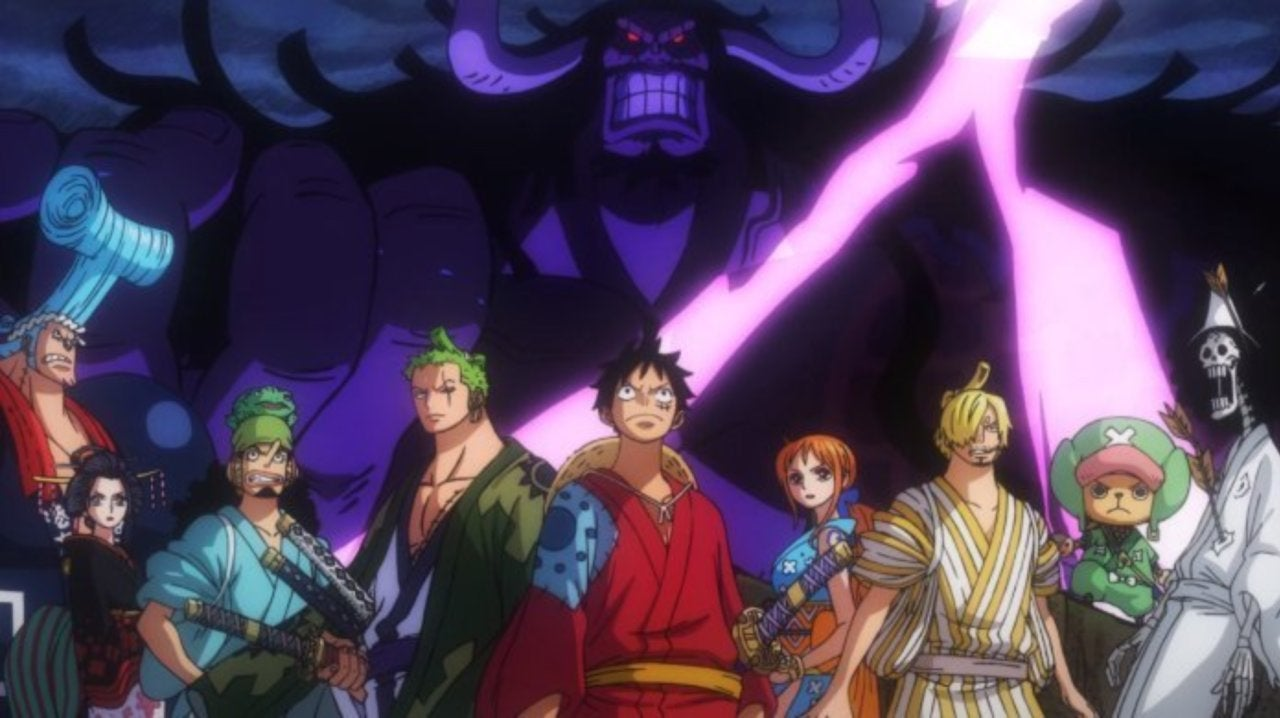 One Piece Reveals What Missing Straw Hats Were Doing in Wano