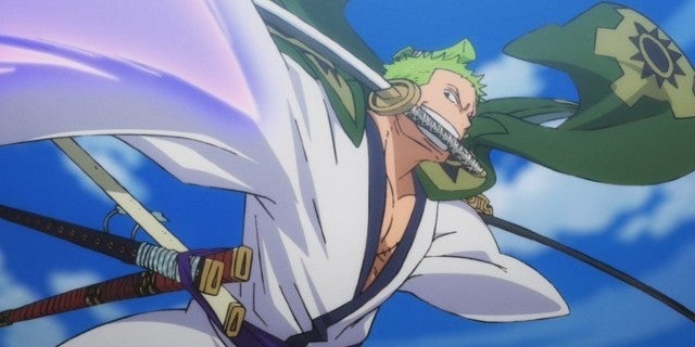 One Piece Reveals New Wano Arc Images
