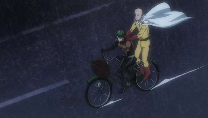 One-Punch Cycle