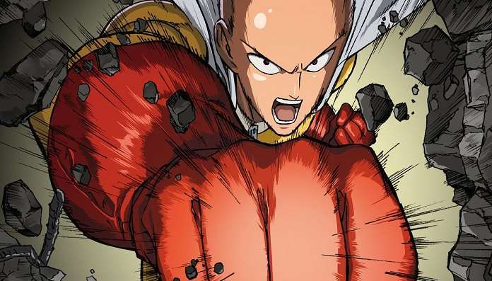 One Punch Man One Punch