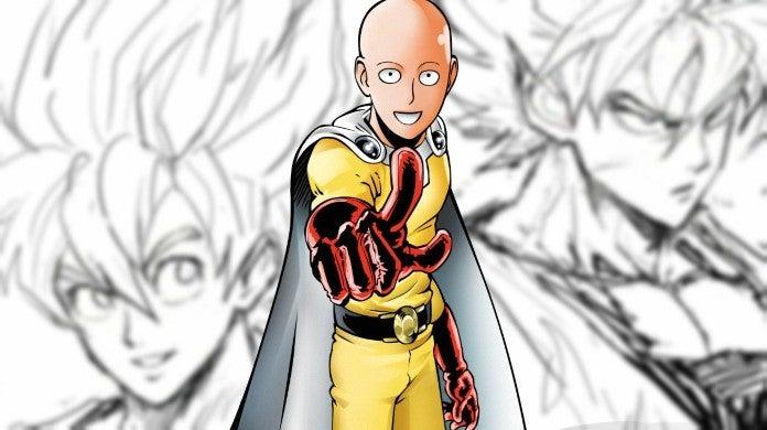 One Punch Man Yusuke Murata Dragon Ball Goku
