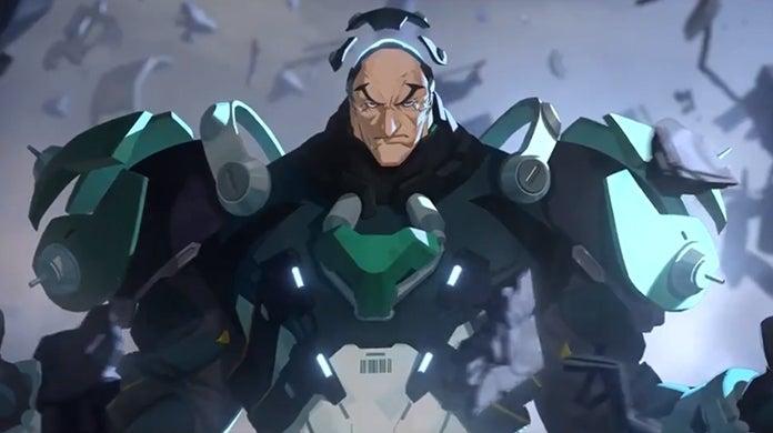 Overwatch Hero Sigma Origin Story