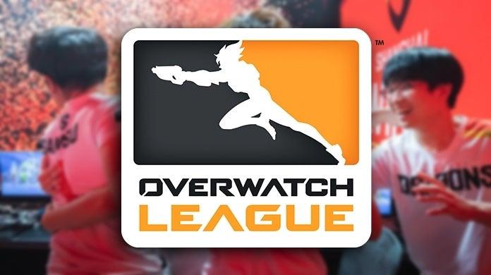 Overwatch League 2019 Shanghai Dragons