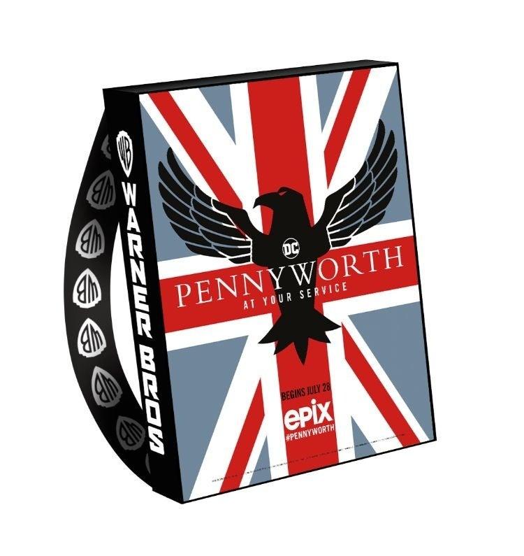 Pennyworth SDCC 2019 Bag