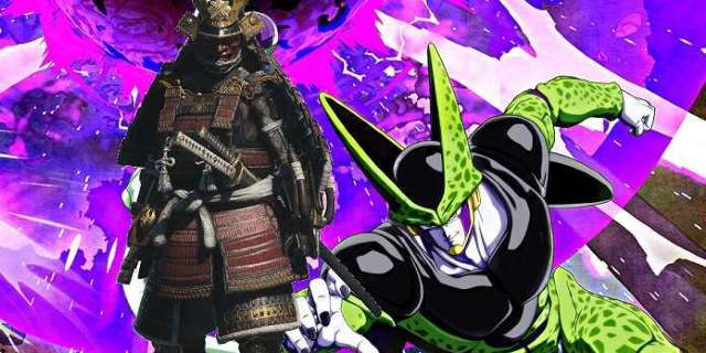 Perfect Cell Gets Samurai Makeover In This Sweet Dragon Ball Fan Art