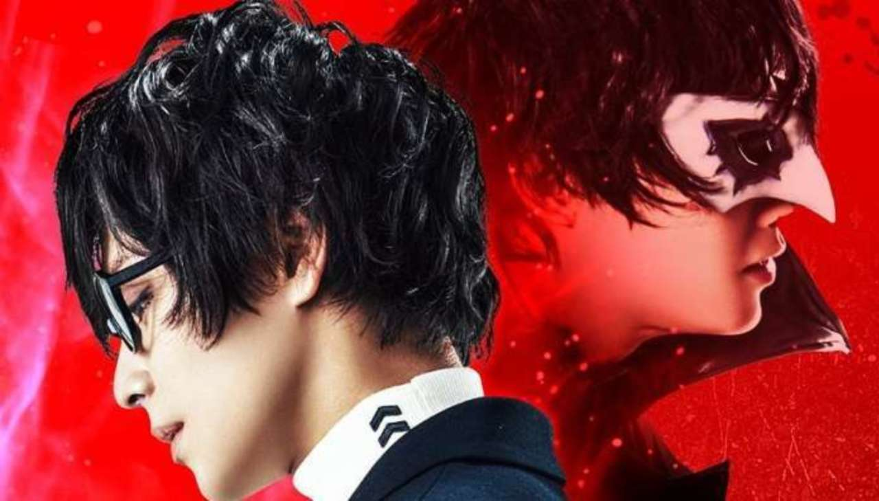 Persona 5 Announces Live-Action Stage Play