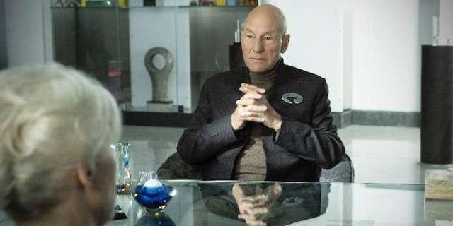 Star Trek: Picard Showrunner Explains Why the Franchise Swears Now