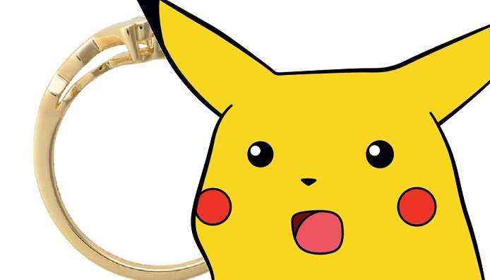 Pikachu Ring