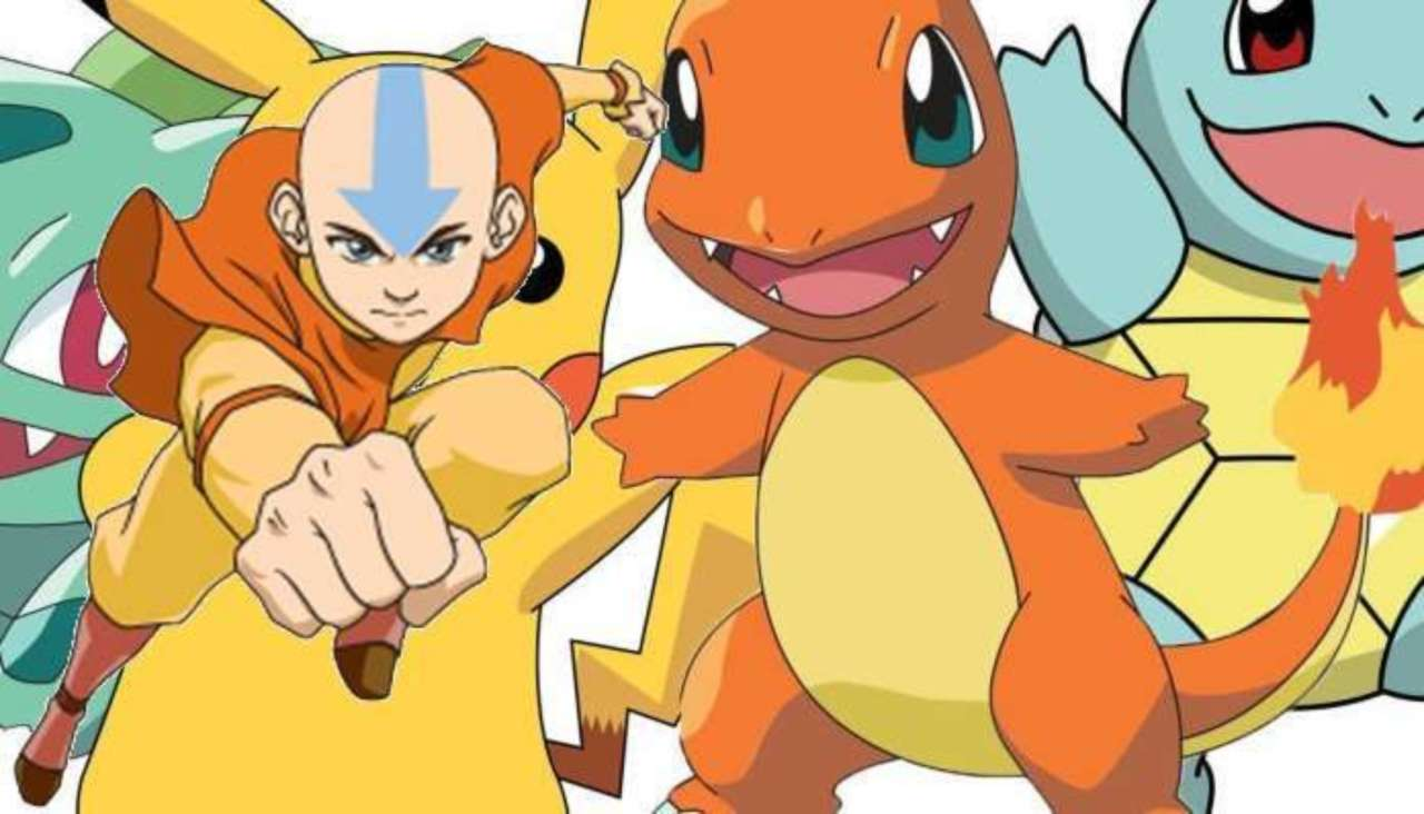 Avatar: The Last Airbender Meets Pokemon In This Fan-Video