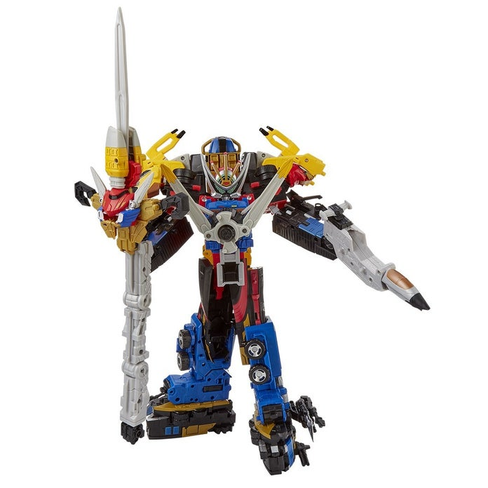 Power-Rangers-Beast-Morphers-Beast-X-Ultrazord-Ultimate-Collection-Pack-1