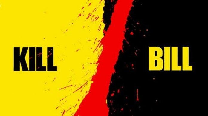 Quentin Tarantino Is Kill Bill 1 or 2 Movies