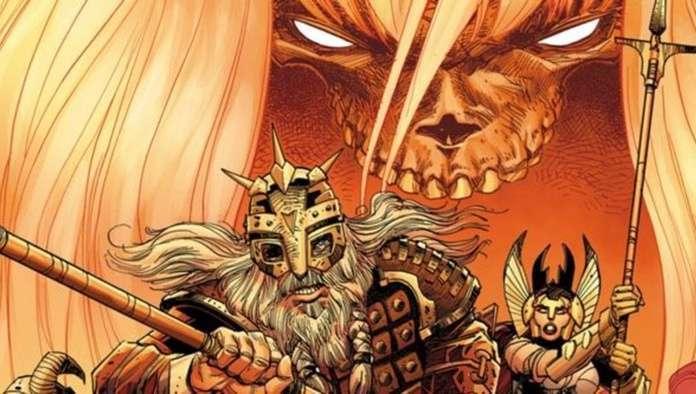 Ragnarok Breaking of Helheim #1 Review - Cover