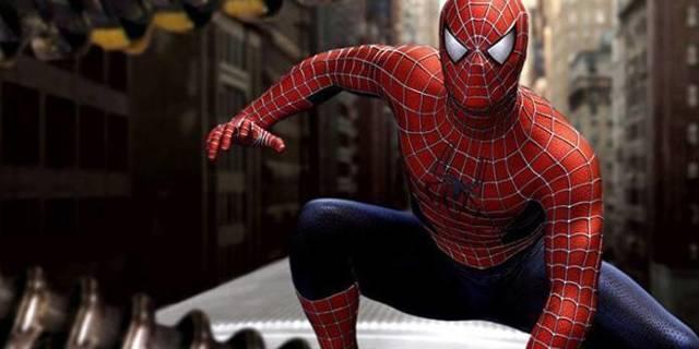 Raimi Watts Spider-Man - Cover