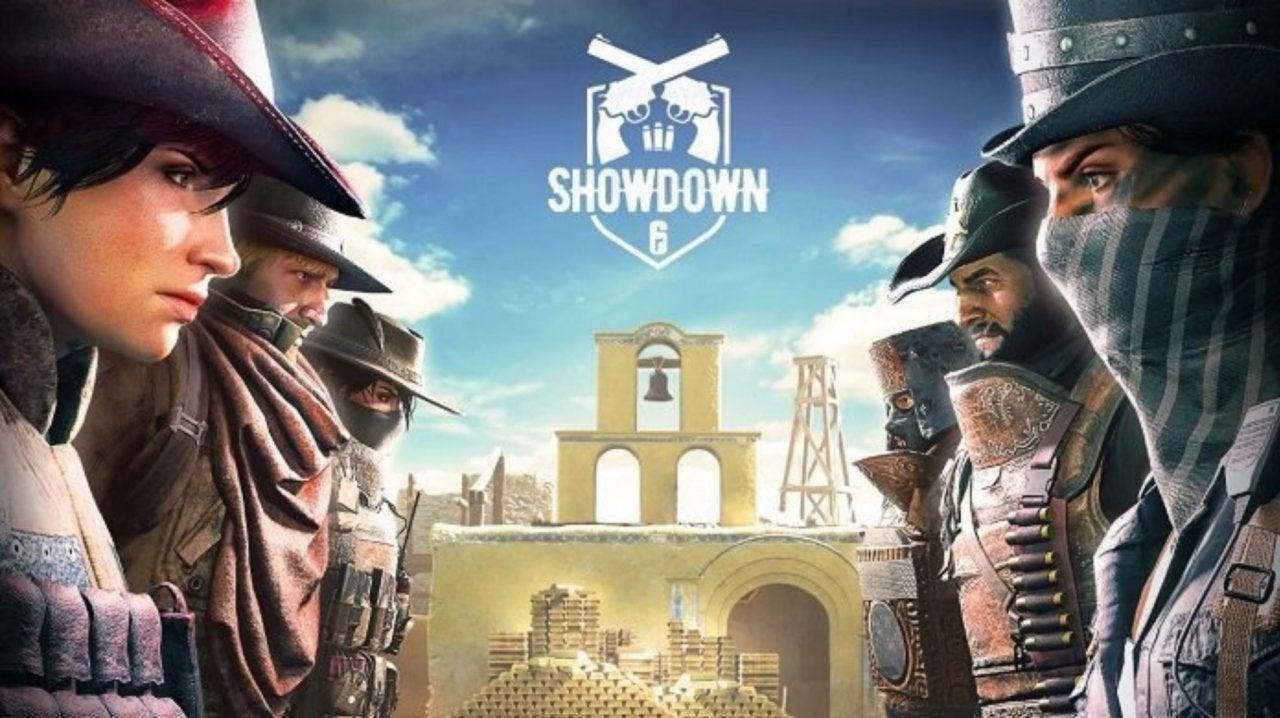 Rainbow Six Siege Video Reveals the Showdown Event's Best Plays