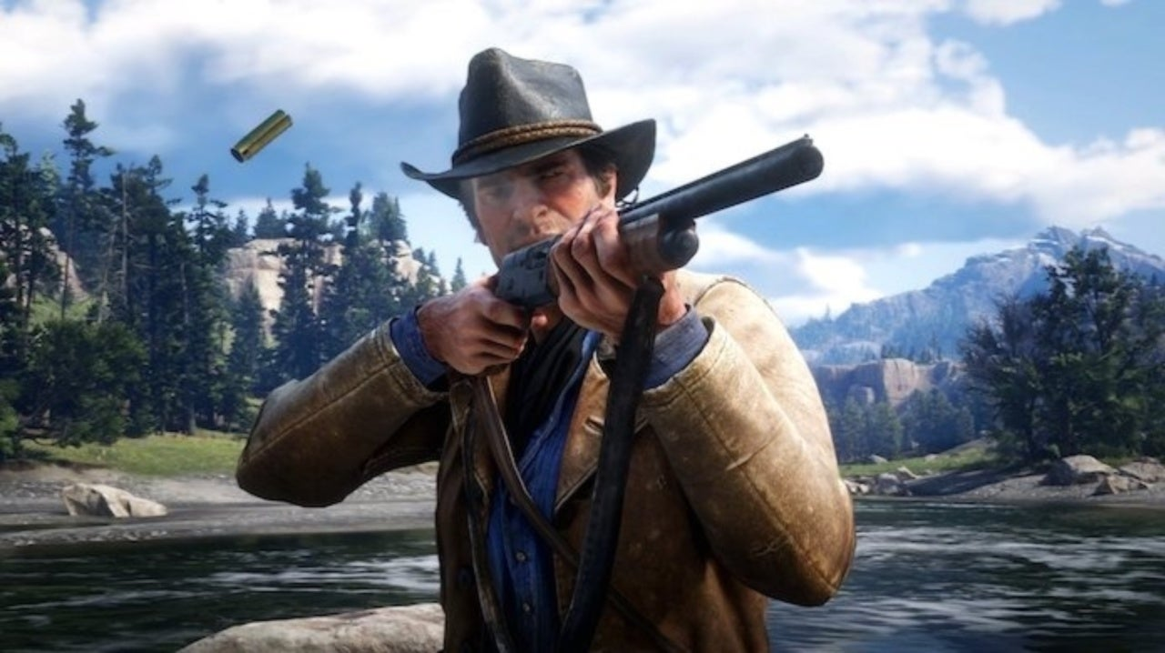 Red Dead Redemption 2 Player Shows How to Kill Half of Van Horn With One Bullet